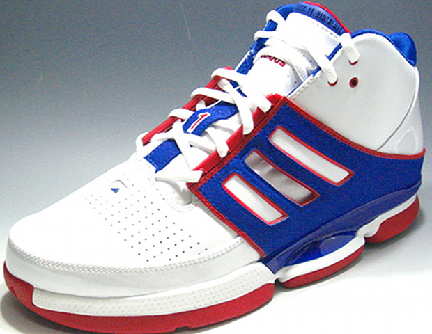Chauncey Billups Adidas Shoes